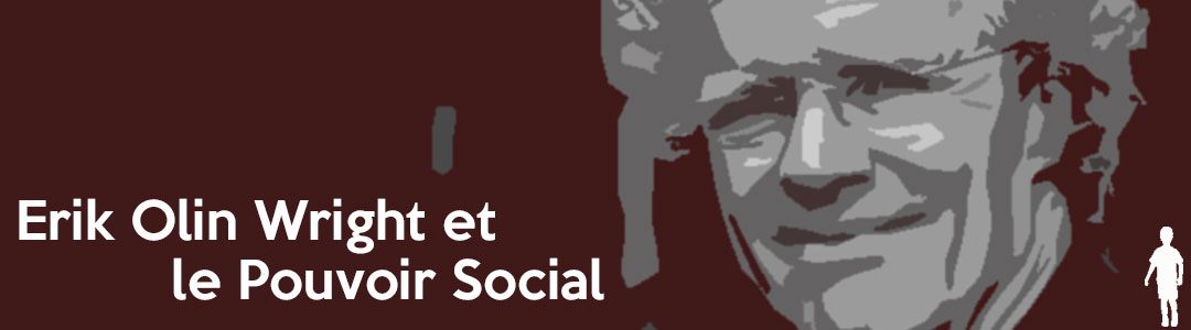 Couverture livre Erik Olin Wright et le pouvoir social